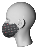 Amwerk-MNS-Mask mit Befestigung an beiden Ohren