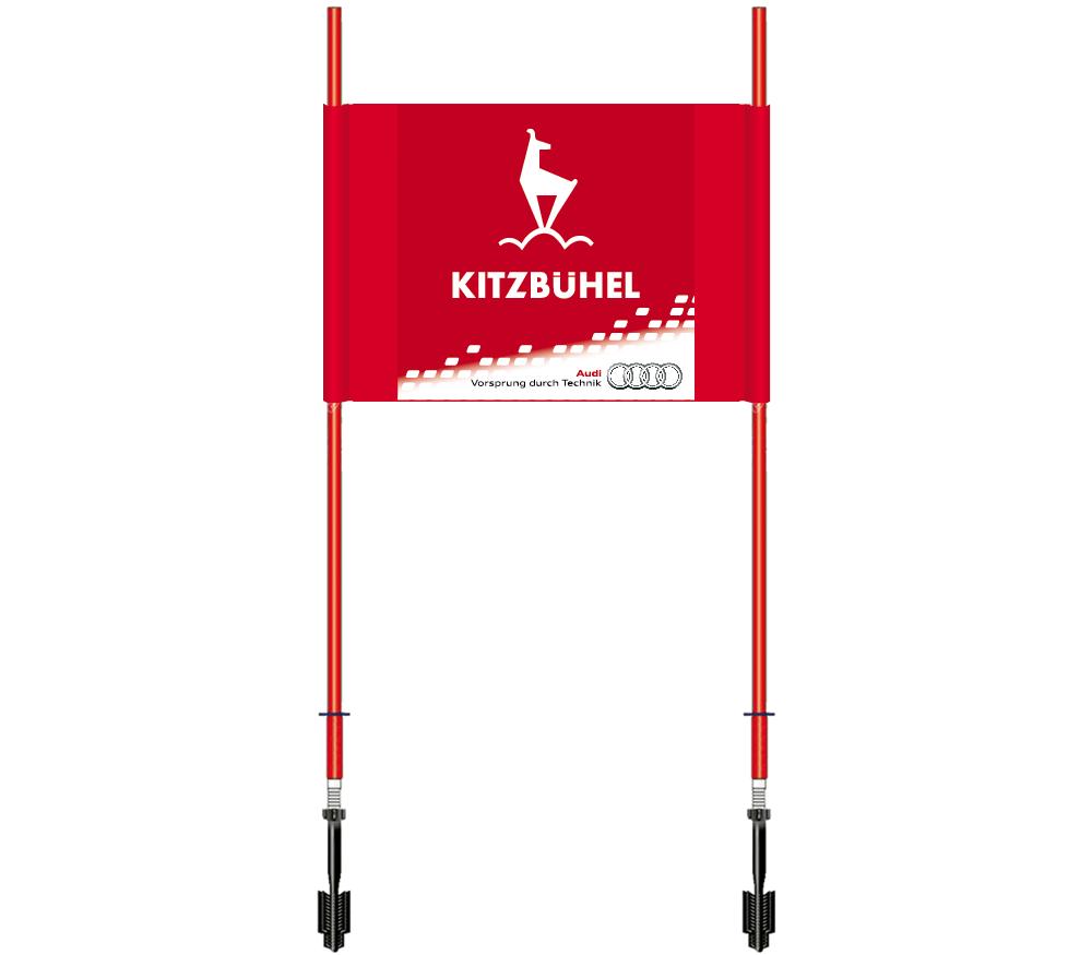 Snowsports-Flaggen
