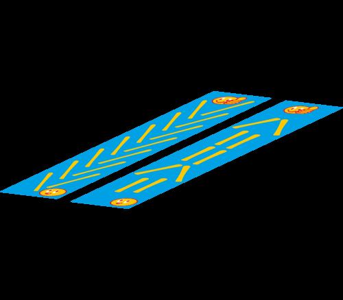 Snowsports-Skischulteppich