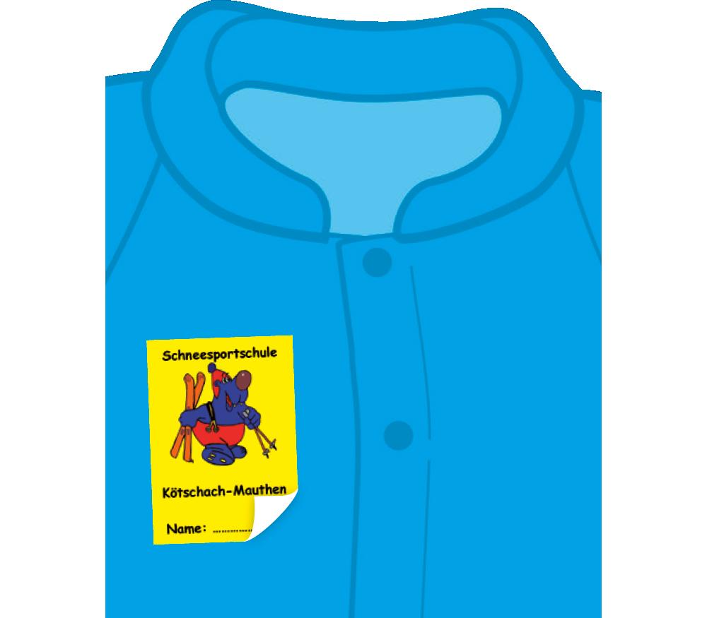 Snowsports-Textilkleber